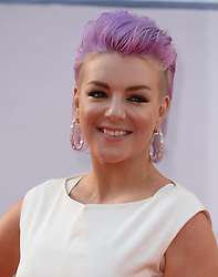Sheridan Smith arrives for the BAFTA TV Awards at the Theatre Royal, London, United Kingdom. Sunday, 18th May 2014. Picture by Andrew Parsons / i-Images