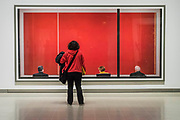 Review - Andreas Gursky a new exhibiition. The Hayward Gallery reopens on the Southbank after a major refurbishment.