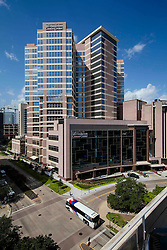 MD Anderson Cancer Center at the Texas Medical Center in Houston, Texas.