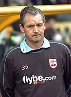 Photo: Kevin Poolman.<br />Wolverhampton Wanderers v Southampton. Coca Cola Championship. 31/03/2007. Southampton manager George Burley.