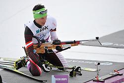 Michael KURZ, Biathlon at the 2014 Sochi Winter Paralympic Games, Russia