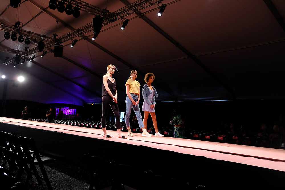 2019 Fashion Week El Paseo, in Palm Desert, California presented Costello and His Project Runway Friends on the fourth night of fashion week. Photos by Tiffany L. Clark