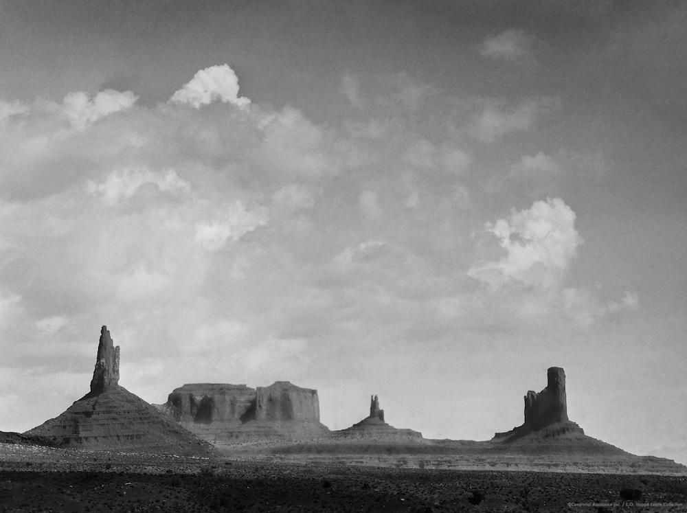 Monument Valley, Arizona, USA, 1926