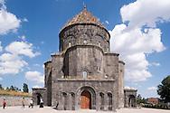Kars est une ville de Turquie orientale, préfecture de la province du même nom. Turquie, 2014. Église des Saints-Apôtres