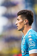 Boca Juniors versus Belgrano