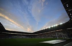 A general view of the Madejski Stadium
