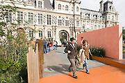 France, Paris Hotel De Ville