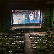 Pakistan Talkies Cinema is an old movie theatre in what is now Lahore's red light district. It is considered controversial because it plays mildly erotic films.