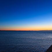 Today's Fall Sunrise  at Narragansett Town Beach, Narragansett, RI,  November  13, 2013. #waves #beach #rhodeisland #sunrise
