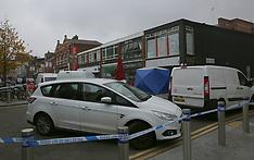 Woker Crushed By Shutter in Woking