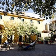LAS VEGAS, NV, NOVEMBER 14, 2006:  The Ritz Carlton at Lake Las Vegas in Henderson, Nevada, is about 17 miles from the Strip and is adjacent to the Monte Lago Village which offers fine dining and upscale shopping. (Photograph by Todd Bigelow/Aurora)....