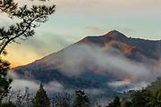Mount Tamalpais at Dawn, Marin County, California