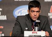 UFC 121 Press Conference