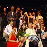 Coiffure Awards 2003, Hairdresser of the Year 2003 Rutger van der Heide, winnaars
