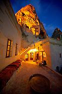 Living in a Rock. The rockhouses of Cappadocia, Turkey