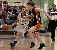 2007 - Beavercreek at Fairmont Girls HS Basketball