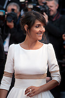 Actress Florence Foresti at the gala screening for the film The Little Prince – Le Petit Prince at the 68th Cannes Film Festival, Friday 22nd May 2015, Cannes, France.