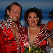 Musical Mamma Mia, nieuwe spelers, Filip Bolluyt en Marjolein Touw