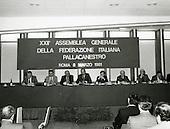 XXII Assemblea Generale Roma 1981