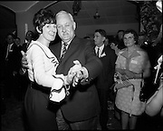 20/04/1970<br /> 04/20/1970<br /> 20 April 1970<br /> Tynagh Mines Dinner Dance at Loughrea, Co. Galway. Katherine and Al Lowe.