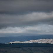 Sliver of light, Arran from Grogport, Argyll & Bute, Scotland.