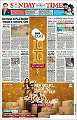 October 03, 2021 - ASIA-PACIFIC: Front-page: Today's Newspapers In Asia-Pacific