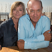 """NLD/Amsterdam//20170601 - Boekpresentatie """"En Nu Ik"""" van Peter Römer en partner Annet Hock , Peter Romer en partner Annet Hock"""