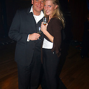 Nieuwjaarshow Staatsloterij, Sybrand Niessen en vriedin Ellen