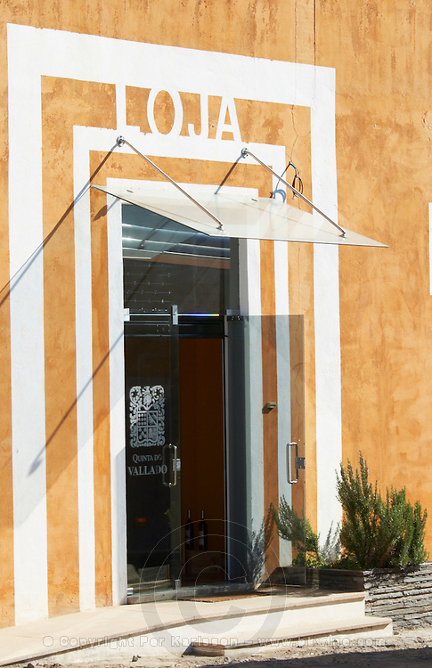 wine shop quinta do vallado douro portugal