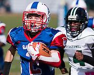 2015 Goshen vs. Spackenkill Varsity Football