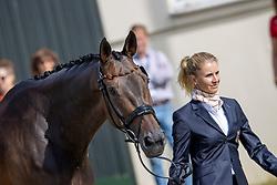 Von Bredow-Werndl Jessica, GER, TSF Dalera BB<br /> European Championship Dressage Hagen 2021<br /> © Hippo Foto - Stefan Lafrentz<br />  06/09/2021