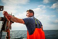 Fisherman Martin Olofsson has been running Smögens Fiske & Skärgårdsturer for decades alongside his father.