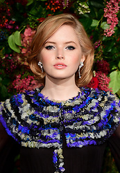 Ellie Bamber attending the Evening Standard Theatre Awards 2018 at the Theatre Royal, Drury Lane in Covent Garden, London