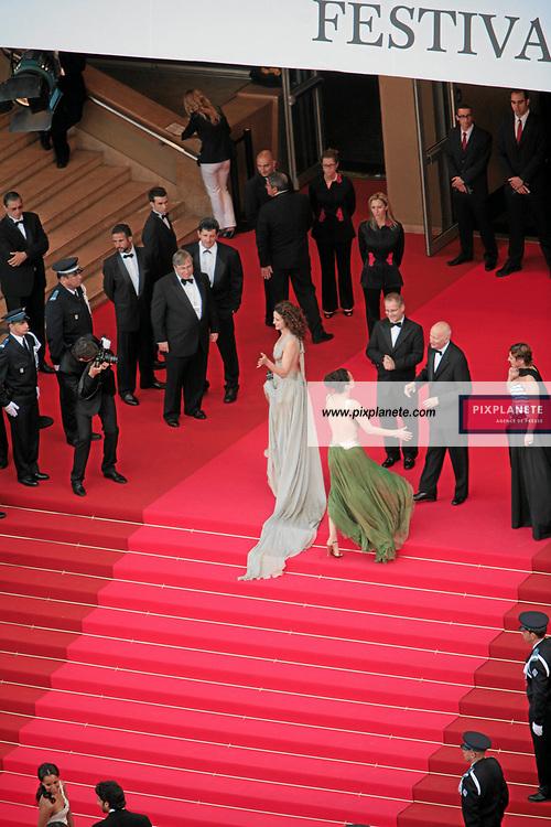 Andy Mc Dowell - Gong Li Ouverture du 60 ème Festival de Cannes - 16/05/2007 - JSB / PixPlanete