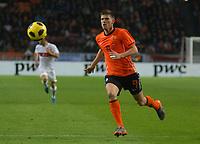 Football - International Friendly The Netherlands vs Turkey.  Klaas Jan Huntelaar.