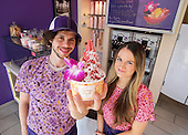 Michael and Victoria Philippou of Frozen Fruit