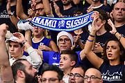 Tifosi Banco di Sardegna Dinamo Sassari, Natale<br /> Banco di Sardegna Dinamo Sassari - Segafredo Virtus Bologna<br /> Legabasket LBA Serie A 2019-2020<br /> Sassari, 22/12/2019<br /> Foto L.Canu / Ciamillo-Castoria