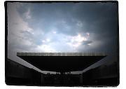 Umbrella & Clouds