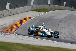 June 22, 2018 - Elkhart Lake, Wisconsin, United States of America - GABBY CHAVES (88) of Colombia takes to the track to practice for the KOHLER Grand Prix at Road America in Elkhart Lake, Wisconsin. (Credit Image: © Justin R. Noe Asp Inc/ASP via ZUMA Wire)