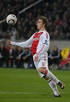 Football - Europa League Round of 16 - Ajax v Spartak Moscow <br />Christian Eriksen - Ajax.