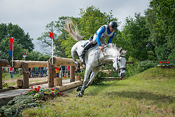 Nicolai Craig (NZL) - Just Ironic <br /> Cross Country <br /> CCI4*  Luhmuhlen 2014 <br /> © Hippo Foto - Jon Stroud