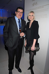 JEAN-MARC LACAVE Chief Executive of TAG Heuer and SOPHIE DAHL attending the Tag Heuer party where an exhibition of photographs by Mary McCartney celebrating 15 exception women from 15 countries was unveiled at the Royal College of Arts, Kensington Gore, London on 8th February 2007.<br /><br />NON EXCLUSIVE - WORLD RIGHTS