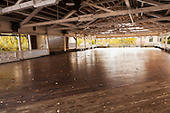 The wooden bumper-car rink at Glen Echo Park. WATERMARKS WILL NOT APPEAR ON PRINTS OR LICENSED IMAGES.