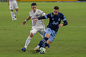 MLS-Vancouver Whitecaps at LA Galaxy-Oct 18, 2020