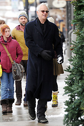 EXCLUSIVE: Tim Robbins was spotted arm in arm with a mystery brunette as he went shopping with her in Park City, Utah. The 58 year old actor looked to be smiling with her as he took in the Sundance Film Festival which officially started that day. He then was pictured making a snowball and joking around with his female friend, wearing a navy winter jacket. Tim Robbins is in Sundance for his film, Marjorie Prime, starring alongside Geena Davis. 19 Jan 2017 Pictured: Tim Robbins. Photo credit: Atlantic Images / MEGA TheMegaAgency.com +1 888 505 6342