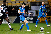Connor Jennings. Notts County FC 1-0 Stockport County FC. Vanarama National League. 15.12.20