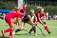 St.-Job-In 't Goor / Antwerpen -  Nederland Jong Oranje Dames (JOD) - Groot Brittannie (7-2). Freeke Moes (Ned)  COPYRIGHT  KOEN SUYK
