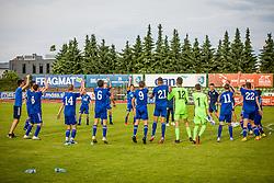 NK Dinamo Zagreb during of the Open Cup 2021. , on 12.06.2021 in ZAK Stadium, Ljubljana, Slovenia. Photo by Urban Meglič / Sportida