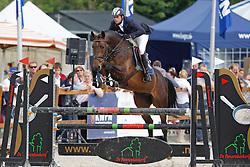 Keunen Pieter (NED) - Be Special<br /> KWPN Paardendagen Ermelo 2010<br /> © Dirk Caremans
