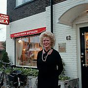 Paula's Kapsalon Lorentzweg Hilversum eigenaresse Paula Bijlsma